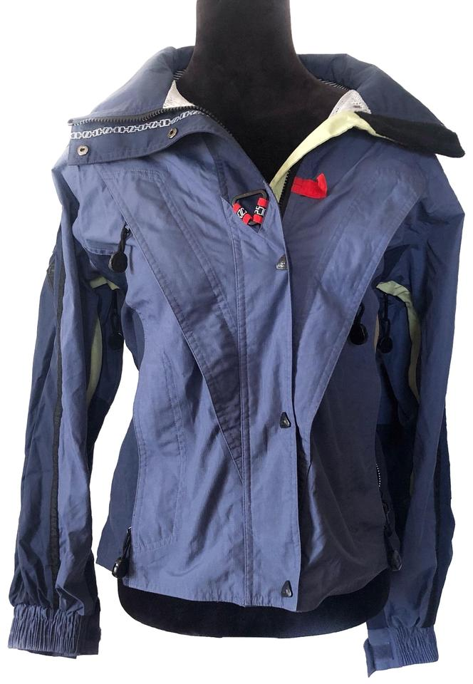 new concept 9b2eb d702d Helly Hansen Blue Equipe Womens Jacket Winter Sport Snowboard Ski Coat  Nylon Lined S Activewear Size 6 (S) 70% off retail