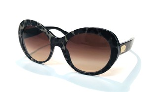 6a0ce0cab46 Dolce Gabbana Vintage Large Oversized Leopard DG 4295 1995 13 Free 3 Day  Shipping