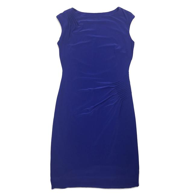 Preload https://img-static.tradesy.com/item/25247365/lauren-ralph-lauren-royal-blue-by-couture-silky-pleaded-mid-length-cocktail-dress-size-8-m-0-0-650-650.jpg