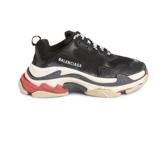 Preload https://img-static.tradesy.com/item/25247819/balenciaga-blackwhitered-triple-s-low-top-sneaker-sneakers-size-eu-36-approx-us-6-regular-m-b-0-0-540-540.jpg
