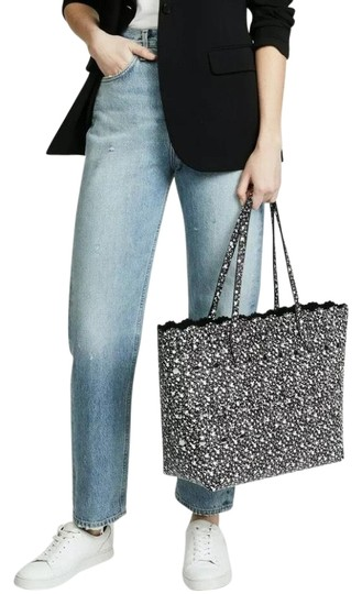 Preload https://img-static.tradesy.com/item/25247848/rebecca-minkoff-tot-shoulder-floral-leather-tote-0-1-540-540.jpg