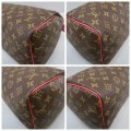 Louis Vuitton Lv Speedy 30 Monogram Tote in Brown Image 4