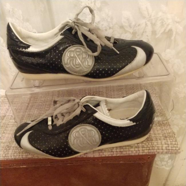 Rock & Republic Black and Gray Sneakers Size US 7 Regular (M, B) Rock & Republic Black and Gray Sneakers Size US 7 Regular (M, B) Image 1