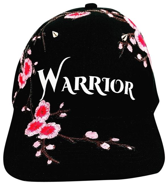 Nicole Mighty Designs Fight Cancer Warrior Hat Nicole Mighty Designs Fight Cancer Warrior Hat Image 1