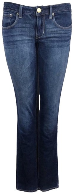 American Eagle Outfitters Blue Skinny Jeans Size 31 (6, M) American Eagle Outfitters Blue Skinny Jeans Size 31 (6, M) Image 1