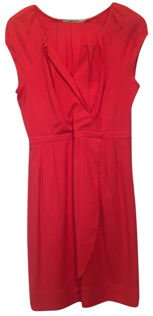 Item - Coral 12345 Mid-length Work/Office Dress Size 6 (S)