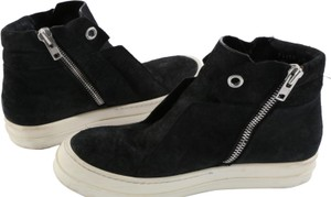 Rick Owens Sporty Black Athletic