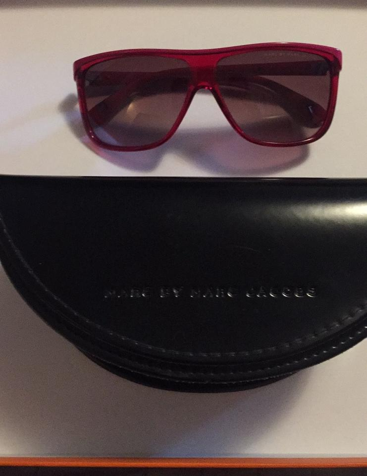 e1e8051d5665 Marc by Marc Jacobs Pink Sunglasses - Tradesy