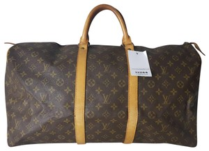 5274c3f61b52 Louis Vuitton Travel Bags and Duffels - Up to 70% off at Tradesy