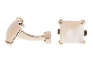 Kendra Scott Mother-of-pearl Of Pearl Cuff Links Other