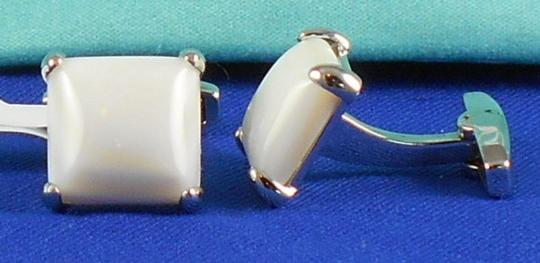 Kendra Scott Mother-of-pearl Of Pearl Cuff Links Other Image 1