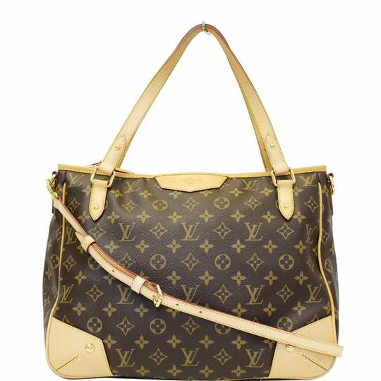 6105ad0cfeca Louis Vuitton Estrela Mm Monogram Canvas Shoulder Bag - Tradesy