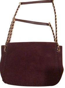 Tory Burch Satchel in wine