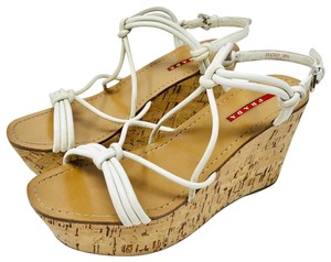 4d65b8a5899 Prada Wedges on Sale - Up to 70% off at Tradesy