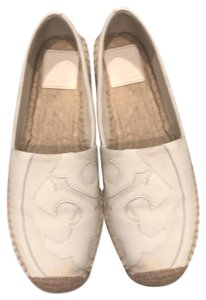 Tory Burch cream Flats