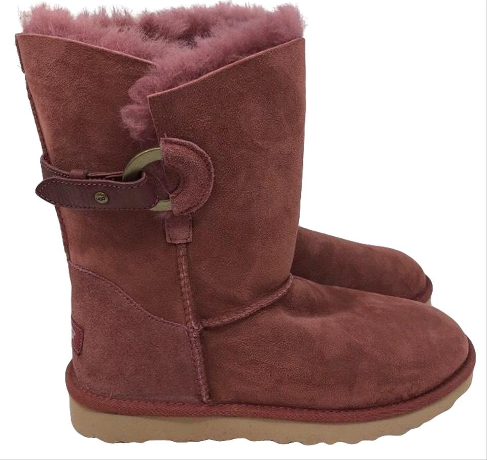 a2f99cdae07 Pink Nash Boots/Booties