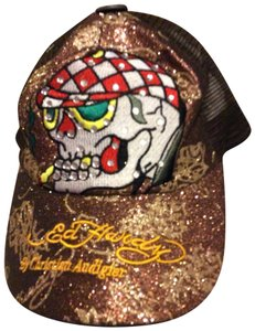 dadf3d543ca Ed Hardy Hats - Up to 70% off at Tradesy