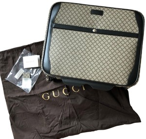 ada69cd30 Gucci Suitcase Carry-on Vintage Tan Hobo Bag - Tradesy