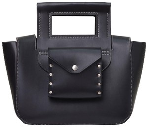 Céline Square Small Square Small Square Square Black Natural Clutch