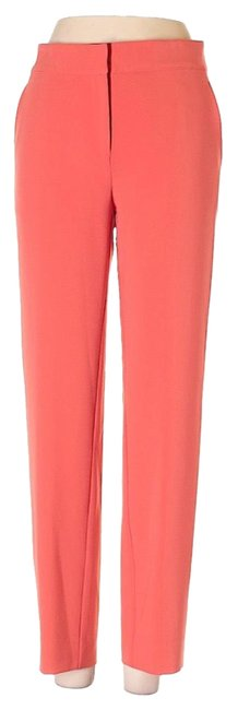 Preload https://img-static.tradesy.com/item/25252596/st-john-orange-leg-high-waist-coral-pants-size-2-xs-26-0-1-650-650.jpg