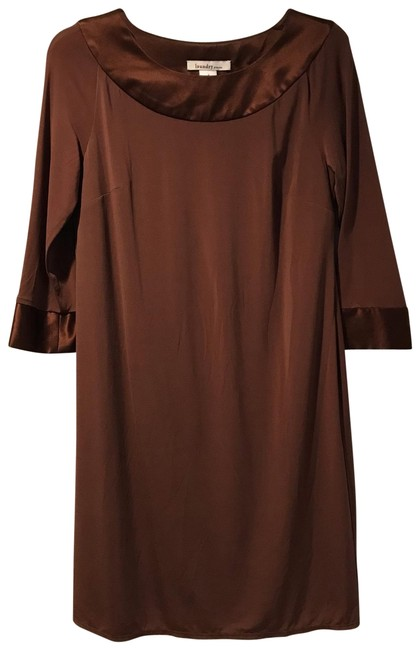 Preload https://img-static.tradesy.com/item/25252704/laundry-by-design-brown-short-casual-dress-size-4-s-0-1-650-650.jpg
