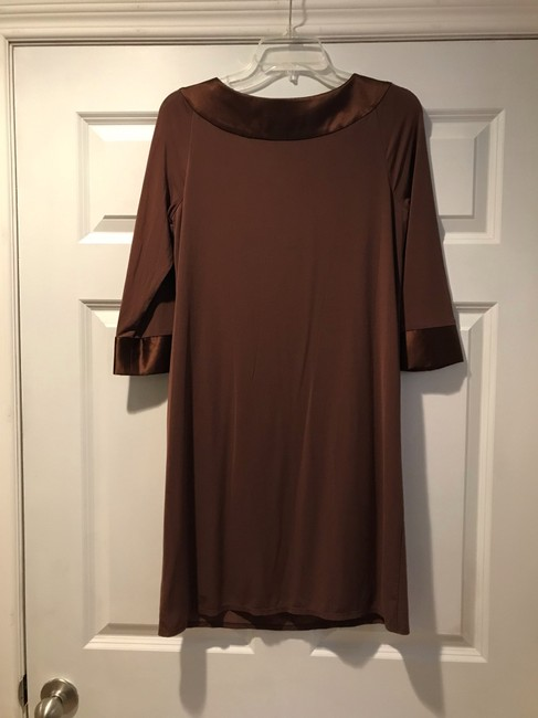 Laundry by Design short dress brown on Tradesy Image 3