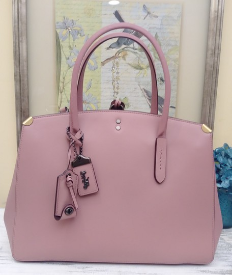 Coach 1941 Tote in Pink Image 5