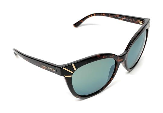 Tory Burch NEW TY 9051 13786R DARK TORTOISE WOMEN'S AUTHENTIC 56-17 Image 2