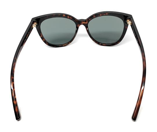 Tory Burch NEW TY 9051 13786R DARK TORTOISE WOMEN'S AUTHENTIC 56-17 Image 3