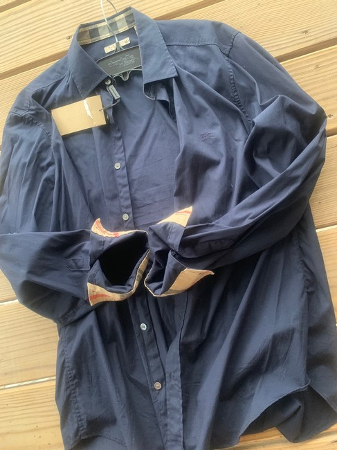 Burberry Button Down Shirt Image 3