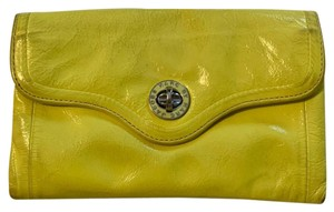 Marc Jacobs Wristlet in yellow