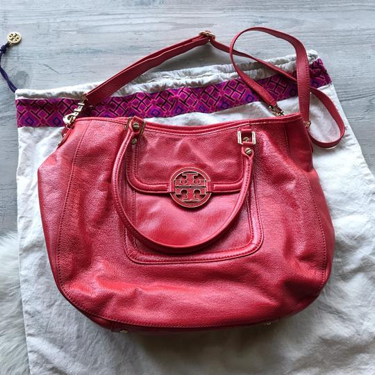 Tory Burch Satchel in coral Image 1