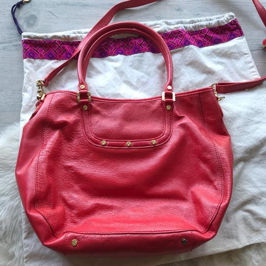 Tory Burch Satchel in coral Image 4