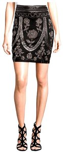 Haute Hippie Skirt black with tag