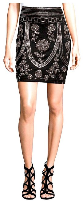 Preload https://img-static.tradesy.com/item/25252926/haute-hippie-black-with-tag-tags-embellished-pencil-skirt-size-4-s-27-0-4-650-650.jpg