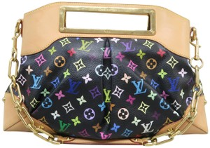 ce0a1ef3365 Louis Vuitton Judy Lv Multicolor Gm Cross Body Bag