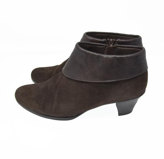 Munro brown Boots Image 2
