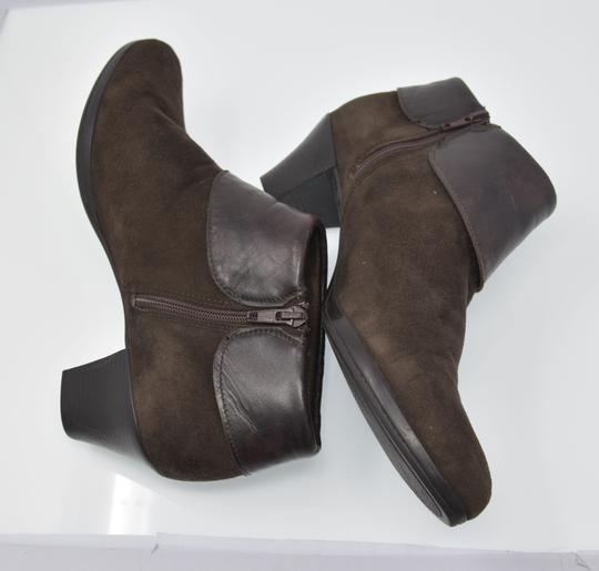 Munro brown Boots Image 5
