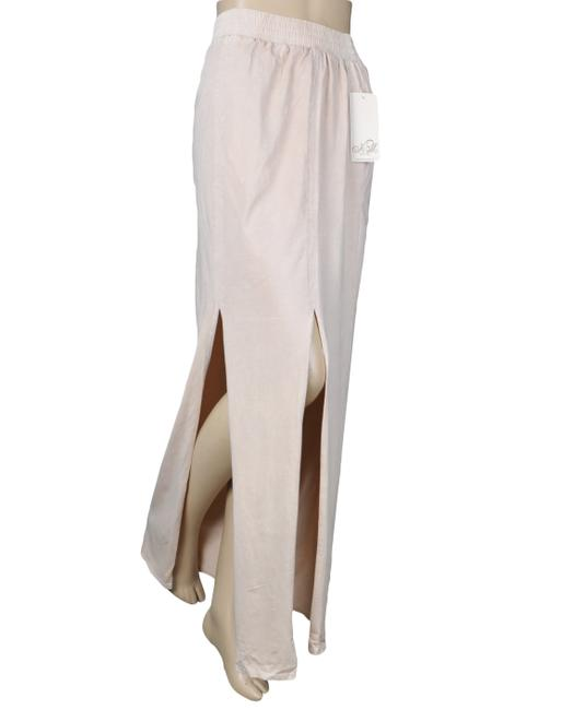 Nick & Mo Stretch Slit Maxi Skirt Image 2