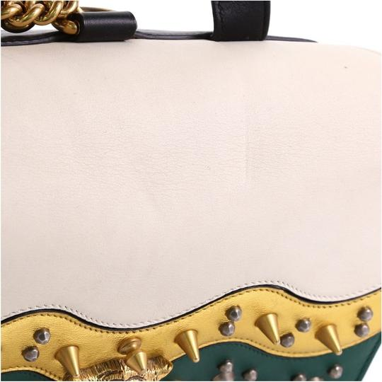 Gucci Leather Animalier Backpack Image 5