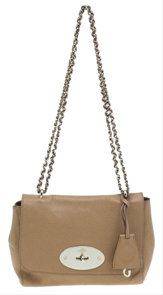 547aca18914 Mulberry Small Lily Tan Leather Shoulder Bag - Tradesy