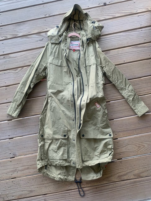 Hunter Raincoat Image 1