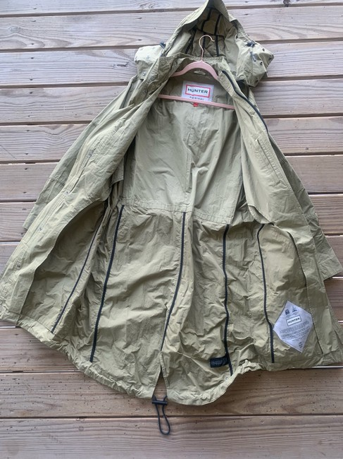 Hunter Raincoat Image 3