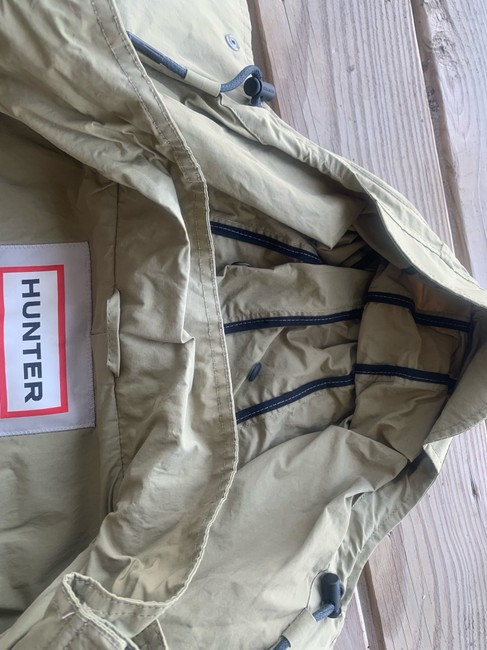 Hunter Raincoat Image 4