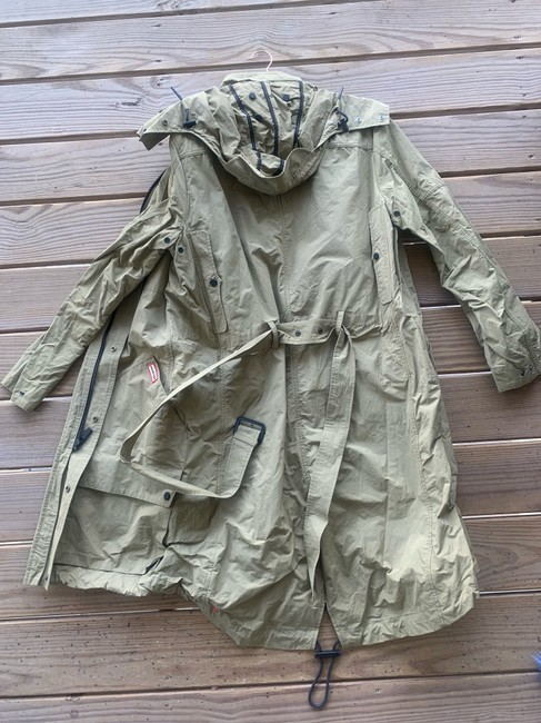 Hunter Raincoat Image 5