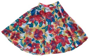 Flying Tomato Skirt Bright Colored