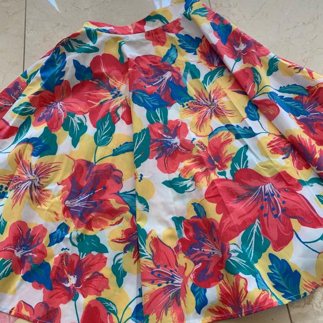 Flying Tomato Skirt Bright Colored Image 1