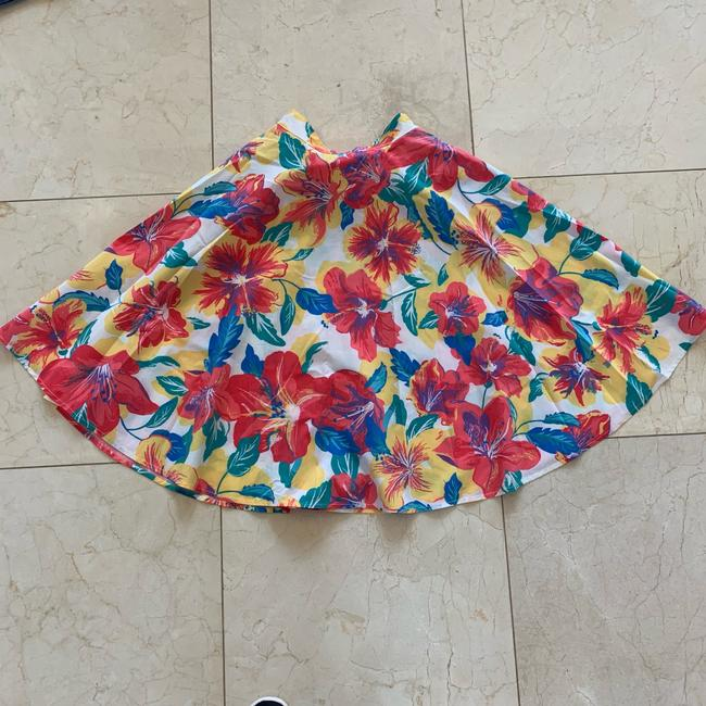 Flying Tomato Skirt Bright Colored Image 3