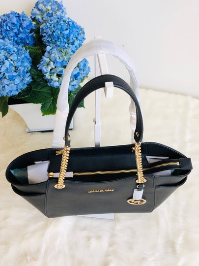 MICHAEL Michael Kors Tote in Black Image 3