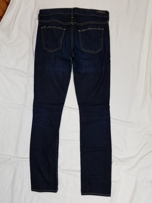 Citizens of Humanity Straight Leg Jeans-Dark Rinse Image 1